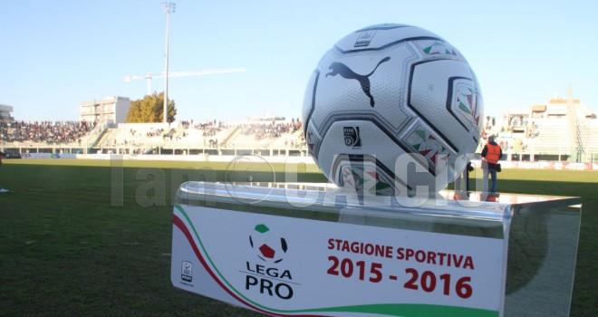 26^ Lega Pro, gir. C: top Benevento, Matera e Messina. Flop Casertana
