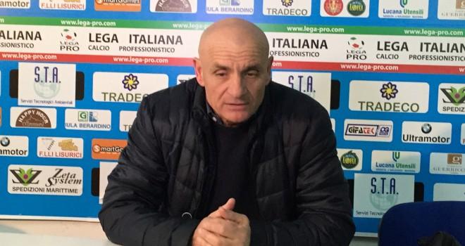 Giorgio Roselli allenatore del Cosenza