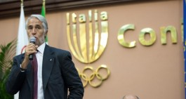 """Malagò annuncia: """"Novità per il prossimo anno. Mercato chiuderà prima"""""""