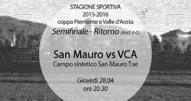Coppa Piemonte - Novanta minuti tra la Valle Cervo Andorno e la finale
