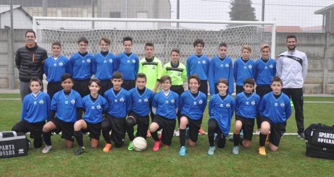 Giovanissimi Regionali Fascia B - Al terzo posto spunta il Caselle