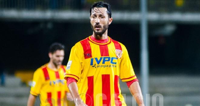 Djuric illude il Cesena, il Benevento vince 2-1