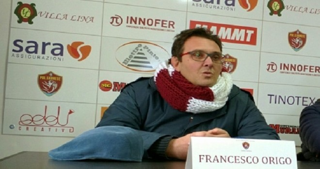 "Sarnese, l'ultimatum del presidente Origo: ""Serve sostegno"""