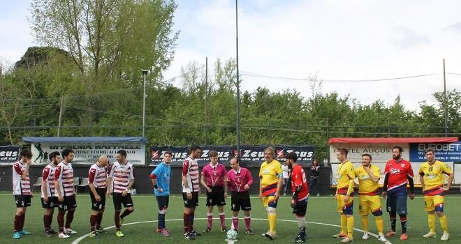 Real Ottaviano, è Serie B: con il Maddaloni pari, gol e spettacolo