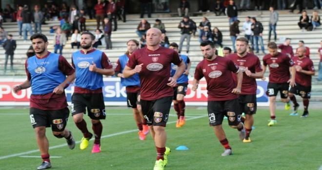 Serie B:il Livorno continua ad allenarsi