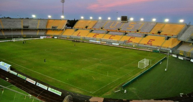 Lecce-Bisceglie: le info sui biglietti. Trasferta libera