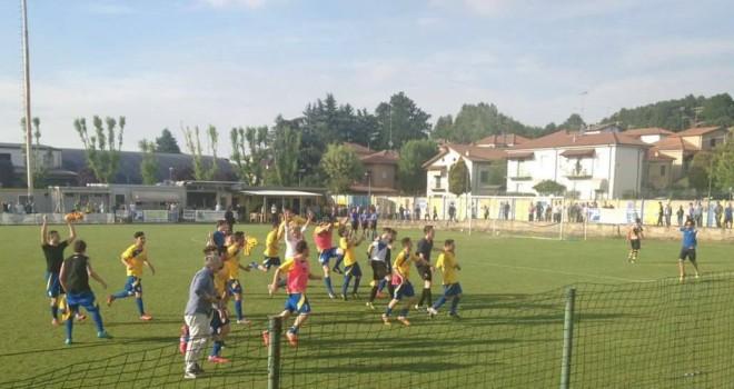 Casalromano: vittoria ai rigori a Casteggio e Promozione piu' vicina