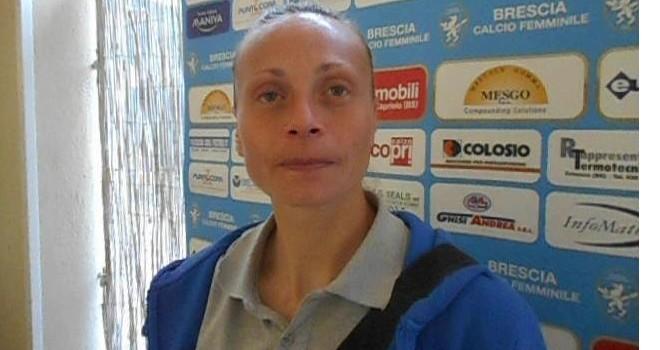 Postpartita Brescia-Bari: Roberta D'Adda