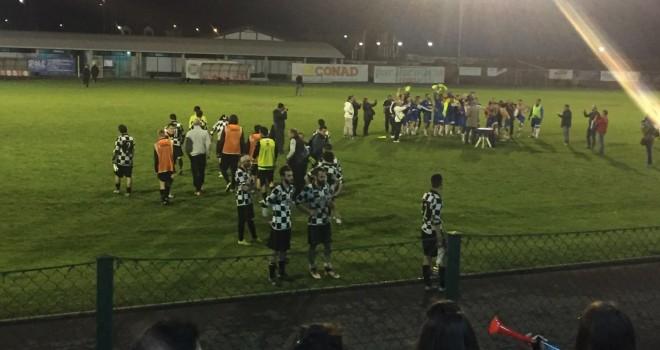 VCA-Pozzolese 1-2: Coppa Piemonte agli alessandrini