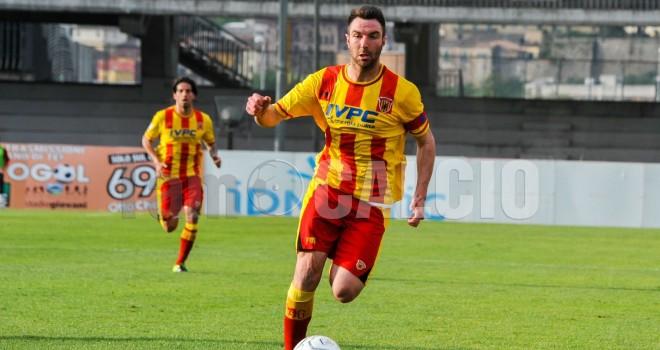Il Benevento non riesce a scardinare la difesa del Vicenza: finale 0-0