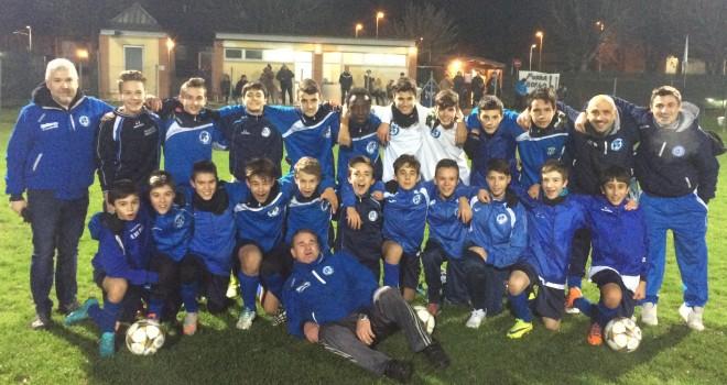 Campionato Giovanissimi: Borgo Virgilio Campione provinciale