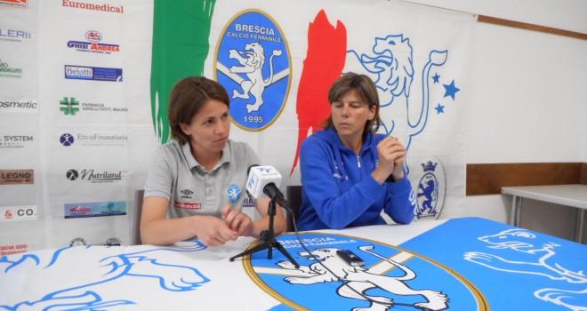 Le parole di Milena Bertolini e Daniela Sabatino