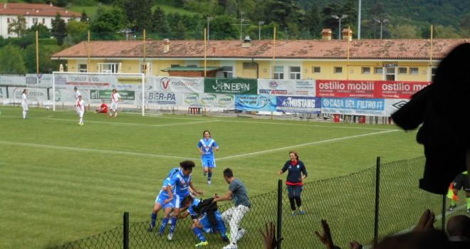Il Brescia batte il Bari per 2-1: decide Rosucci allo scadere