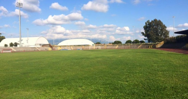 Ebolitana-Ercolanese, derby pensando ai play: stop per i tifosi ospiti