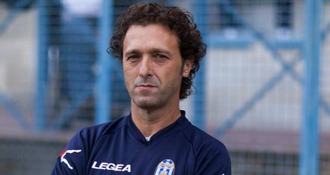 Pino Rigoli, ex-allenatore dell'Akragas.