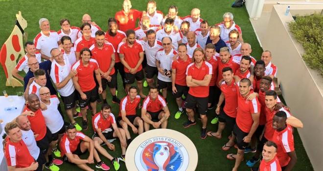 Albania-Svizzera 0-1: Hysaj gioca tutta la gara