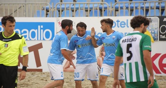 Foto Napoli Beach Soccer, Carmo