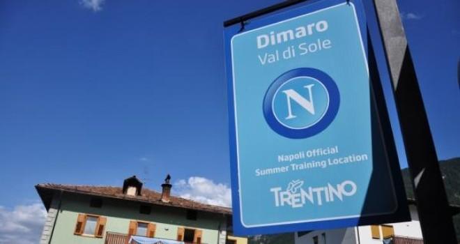Napoli, sarà ancora Val di Sole: definite le prime amichevoli estive
