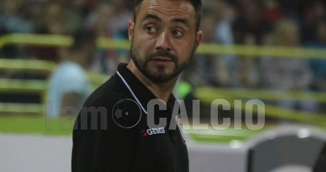 Benevento: Sagna in buone condizioni, già in campo con la Roma?