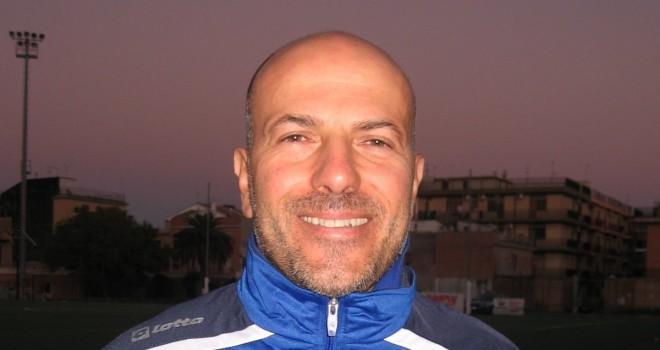 Il neo allenatore rossonero De Masi