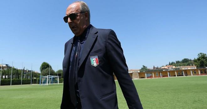 Gianpiero Ventura, C.t. dell'Italia