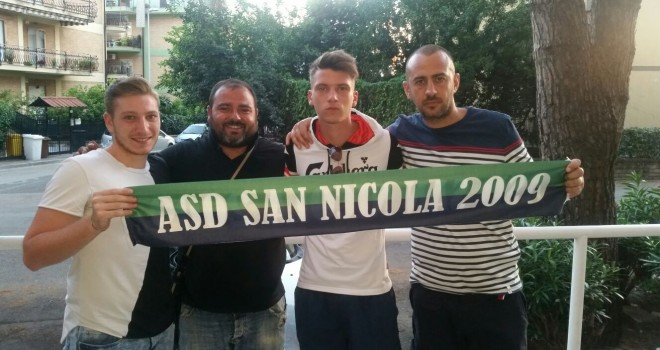 Stretta finale del San Nicola Calcio 2009