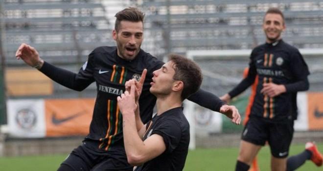 Il difensore sanseverese Luigi Luciani va in prestito all'Arezzo