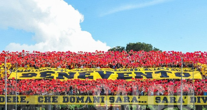 Calendario Benevento Calcio.Benevento Il Tuo Primo Calendario In Serie A Si Comincia