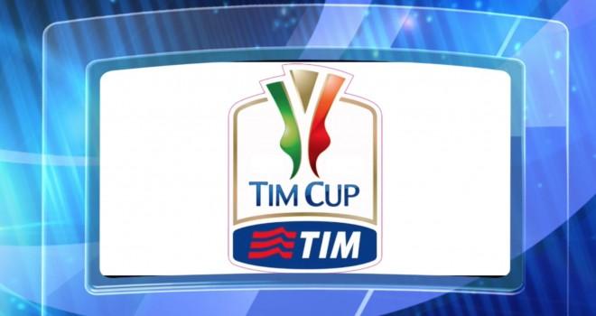 LIVE - Diretta sorteggio primo turno Tim Cup 2016-2017