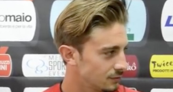 Nunzella, ph Catania Calcio