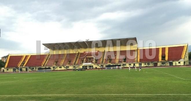 La tribuna del Lamarmora-Pozzo
