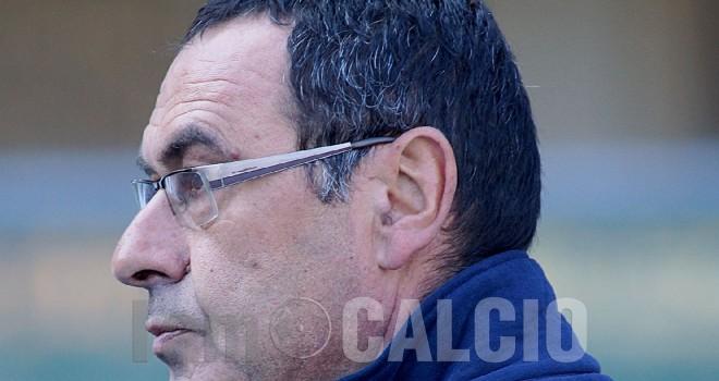 Roma-Napoli, le scelte di mister Sarri per la sfida dell'Olimpico