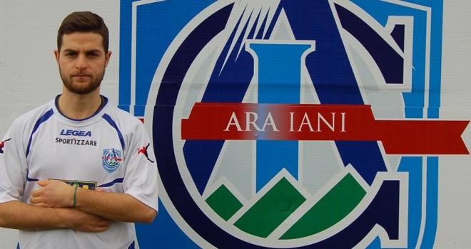 Vis Ariano - Solofra 1-1: eurogoal Luzzi riprende Balzano