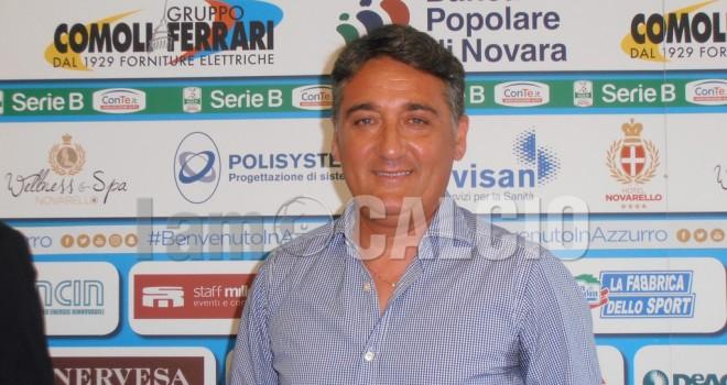 Roberto Boscaglia torna ad allenare il Brescia
