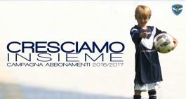 Brescia, superata quota 1.000 abbonamenti in 3 giorni