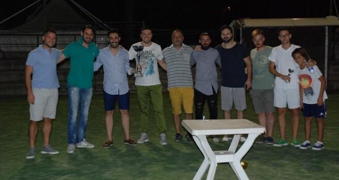 "Memorial ""B. Gallucci"": prevale Sica Group. Solinas MVP del torneo"