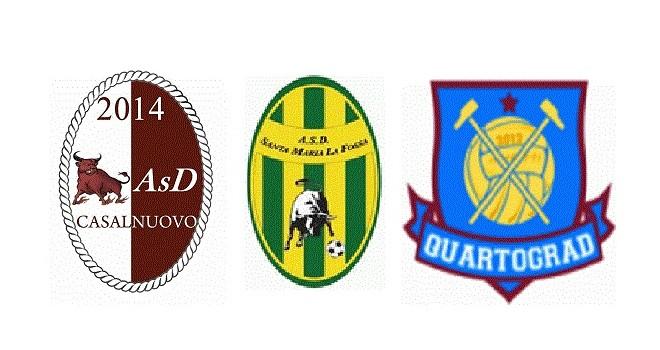 Casalnuovo: il gruppo 4 di Coppa ai raggi X
