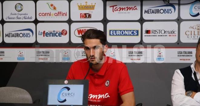 """Padovan: """"Gran merito di Angelo sul gol. Voglio dare il massimo"""""""