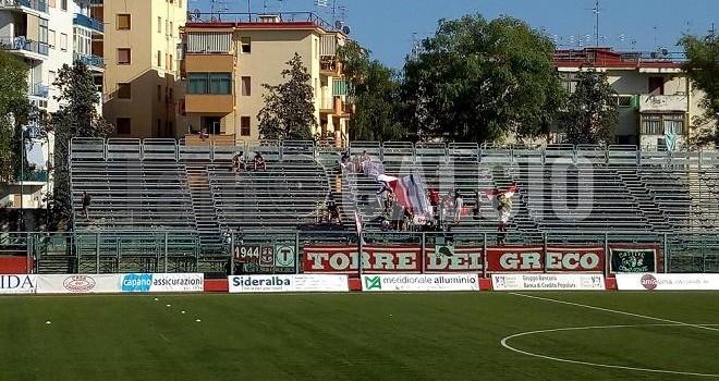 Playout Serie D, Turris-Aversa: i precedenti sorridono ai normanni