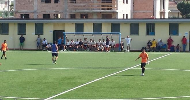 Il Castel San Giorgio batte la Rocchese 6-0 in amichevole