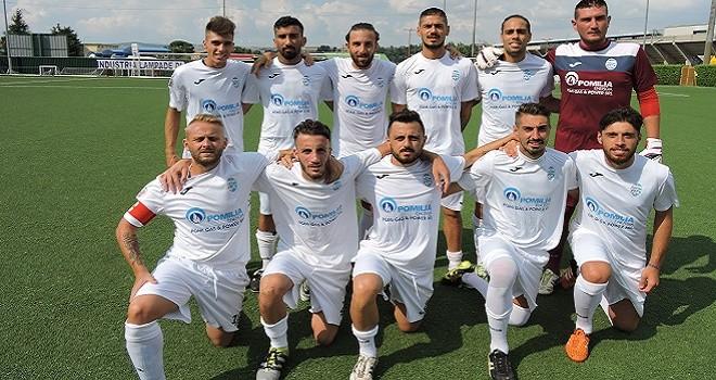 Pomigliano Calcio, verso la Coppa: tris alla Berretti del Benevento
