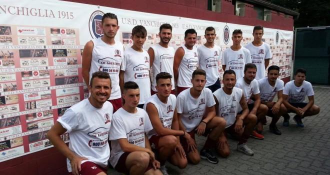 Vanchiglia, De Gregorio: «Obiettivo arrivare tra le prime cinque»