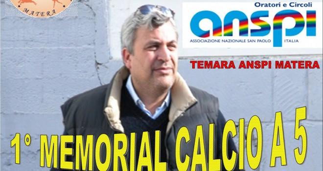 """Domenica mattina il 1° memorial """"Renato Carpentieri"""" a La Martella"""