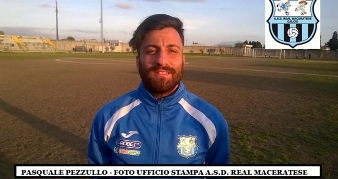 Termina il legame tra la Real Maceratese e Pasquale Pezzullo