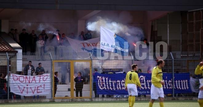 Seconda Cat - Coppa Campania: gli abbinamenti