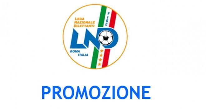 I gironi di Promozione 2018/19