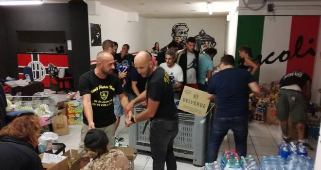 Batte forte il cuore degli Ultras d'Italia per i terremotati