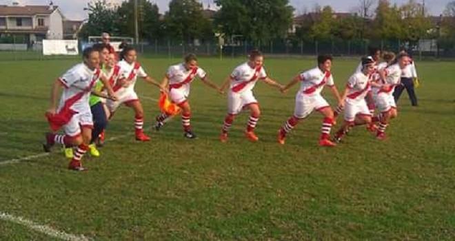 Femminile Mantova Calcio: al via la preparazione con grandi ambizioni