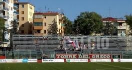 Derby Turris-Nocerina: le disposizioni per le tifoserie