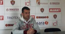 """Sarnese, mister Esposito: """"Ci aspetta una gara molto dura"""""""